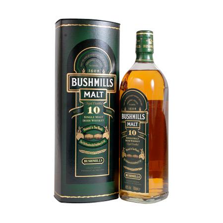 bushmills-10-lat-whiskey