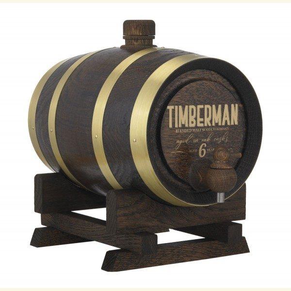 whisky-timberman-6y-beczka-czarna-ze-zlotymi-obreczami-poj-1-l